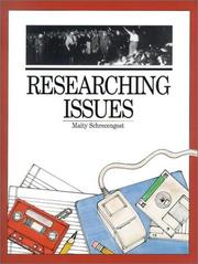Cover of: Researching Issues