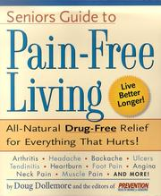 Cover of: Senior's Guide to Pain-Free Living