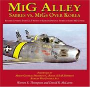 Cover of: MiG Alley