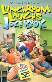 Cover of: Lunchroom Laughs Joke Book