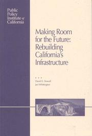 Cover of: Making Room for the Future