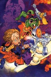 Cover of: Bucky O'Hare And The Toad Menace Deluxe Edition (Bucky Ohare)