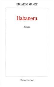 Cover of: Habanera