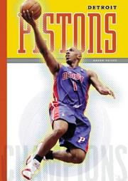 Cover of: Detroit Pistons (NBA Champions)