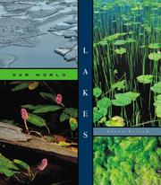 Cover of: Lakes (Our World)