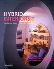 Cover of: Hybrid Interiors