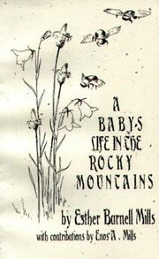 Cover of: A Baby's Life in the Rocky Mountains