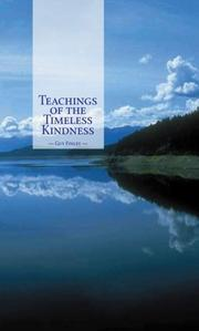 Cover of: Teachings of the Timeless Kindness