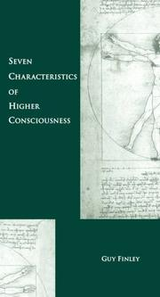 Cover of: Seven Characteristics of Higher Consciousness