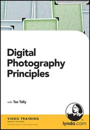 Cover of: Digital Photography Principles