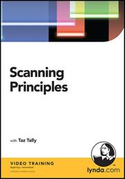 Cover of: Scanning Principles