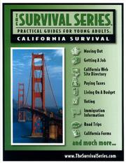 Cover of: California Survival (The Survival Series)