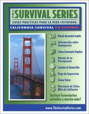 Cover of: California Survival En Español (The Survival Series)