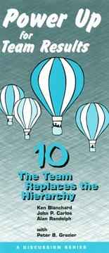 Cover of: Power Up for Team Results 10