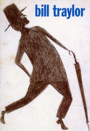 Cover of: Bill Traylor Postcard Book