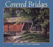 Cover of: Covered Bridges 2002 Wall Calendar
