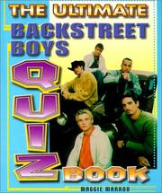 Cover of: The Ultimate Backstreet Boys Quiz Book