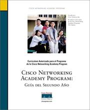Cover of: Second Year Companion Guide Spanish Translation (Cisco Networking Academy)