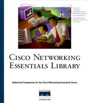 Cover of: Cisco Networking Essentials Library (Cisco Networking Academy)