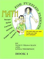 Cover of: Math for Puzzled Parents