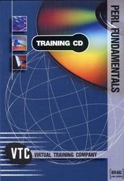 Cover of: Perl Fundamentals VTC Training CD