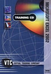 Cover of: Microsoft Excel 2002 VTC Training CD