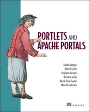 Cover of: Portlets and Apache Portals