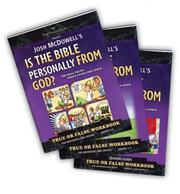 Cover of: Is the Bible Personally from God?: The Real Truth about Living Like Jesus