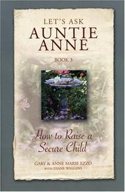 Cover of: Let's Ask Auntie Anne