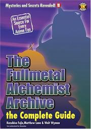 Cover of: The Fullmetal Alchemist Archive
