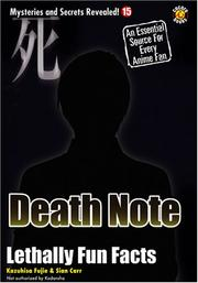 Cover of: Death Note