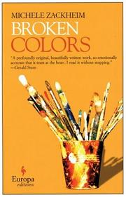Cover of: Broken Colors