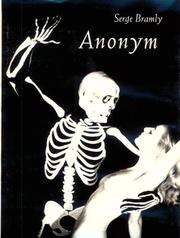 Cover of: Anonym