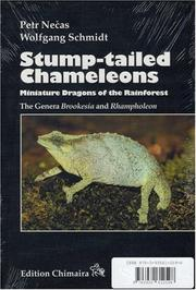 Cover of: Stump-tailed Chameleons