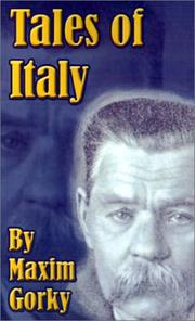 Cover of: Tales of Italy