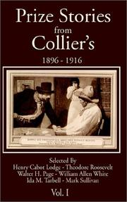 Cover of: Prize Stories from Collier's 1896-1916, Vol. 1