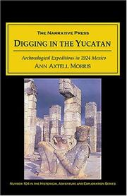 Cover of: Digging in the Yucatan