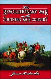 Cover of: The Revolutionary War in the Southern Backcountry