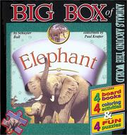 Cover of: Big Box of Animals Around the World (Big Box of Board Books Series)