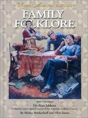 Cover of: Family Folklore (North American Folklore)