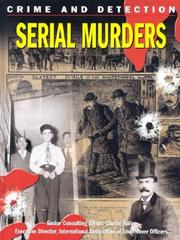 Cover of: Serial Murders (Crime and Detection)