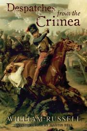 Cover of: Despatches from the Crimea