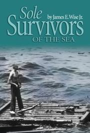 Cover of: Sole Survivors of the Sea (Blue Jacket Books) (Blue Jacket Books)