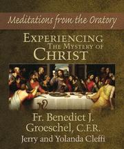 Cover of: Experiencing the Mystery of Christ