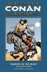 Cover of: The Chronicles Of Conan Volume 14 (Chronicles of Conan (Graphic Novels))