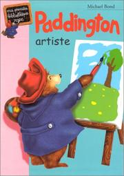 Cover of: Paddington artiste