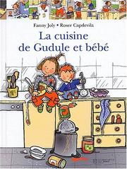 Cover of: La Cuisine de Gudule