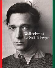 Cover of: Walker Evans