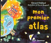 Cover of: Mon premier atlas