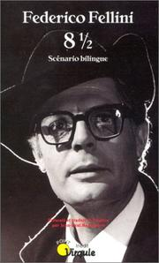 Cover of: 8 1/2. Scénario bilingue